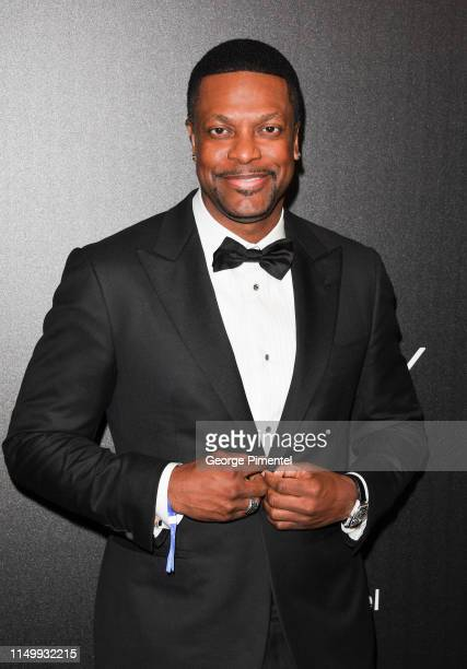 Chris Tucker attends the Chopard Party during the 72nd annual Cannes Film Festival on May 17 2019 in Cannes France