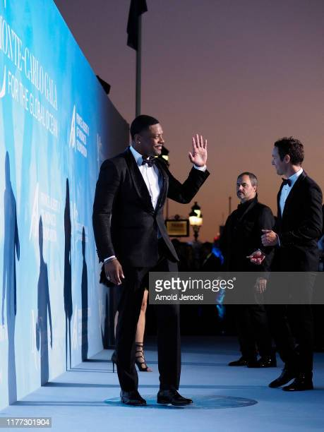 Chris Tucker attends the Gala for the Global Ocean hosted by HSH Prince Albert II of Monaco at Opera of MonteCarlo on September 26 2019 in MonteCarlo...