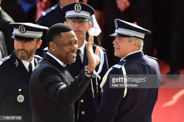 Chris Tucker attends the screening of Once Upon A Time In Hollywood during the 72nd annual Cannes Film Festival on May 21 2019 in Cannes France
