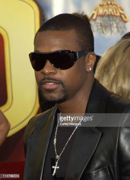 Chris Tucker during 2005 MTV Movie Awards - Arrivals at Shrine Auditorium in Los Angeles, California, United States.