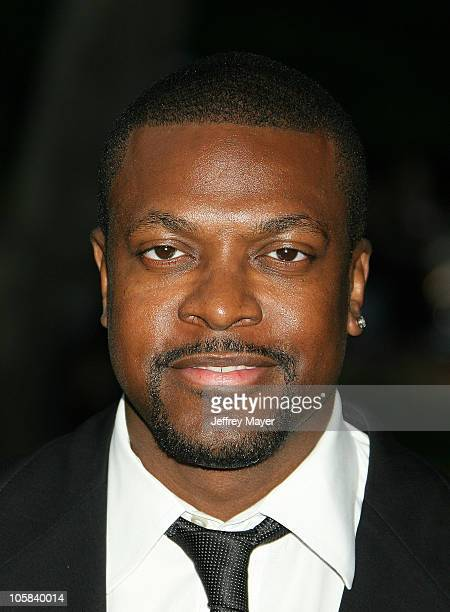 Chris Tucker during Chrysalis's 5th Annual Butterfly Ball Arrivals at Italian villa of Carla and Fred Sands in Bel Air California United States
