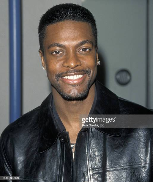 Chris Tucker during Premiere of Life at Mann Village Theater in Westwood California United States