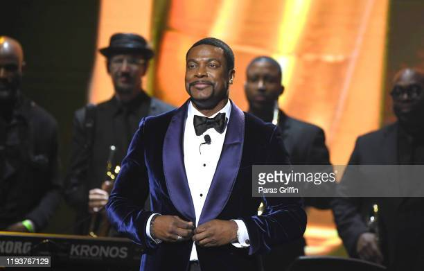Chris Tucker onstage during 2019 Urban One Honors at MGM National Harbor on December 05 2019 in Oxon Hill Maryland