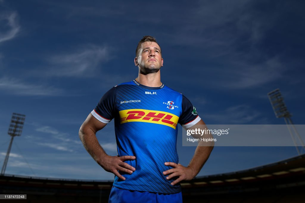 NZL: Stormers Captains Run