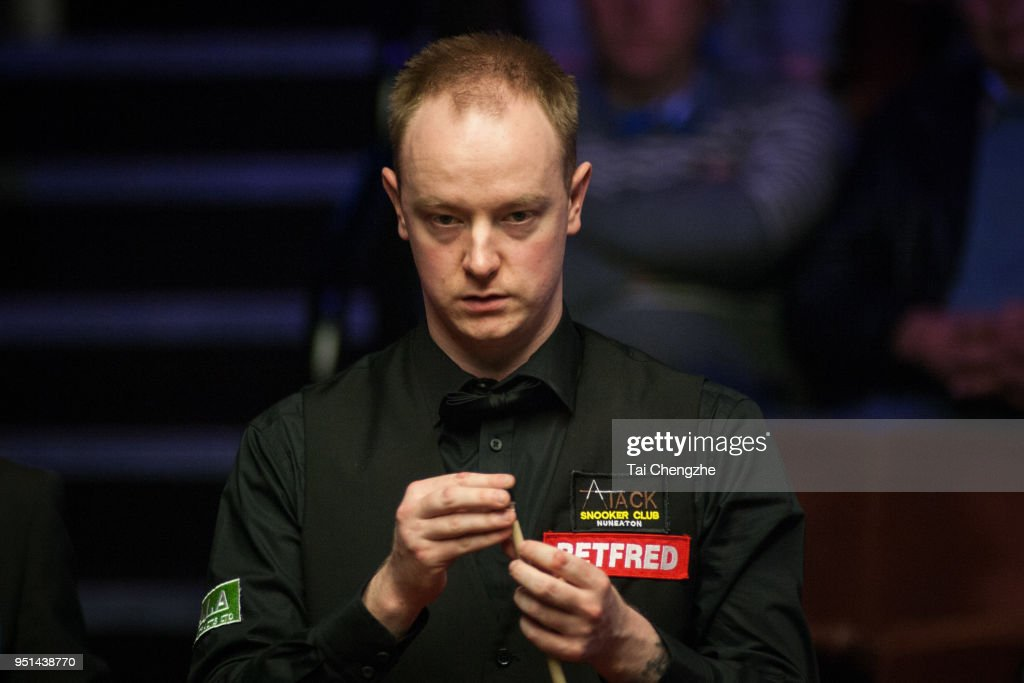 2018 World Snooker Championship - Day 5