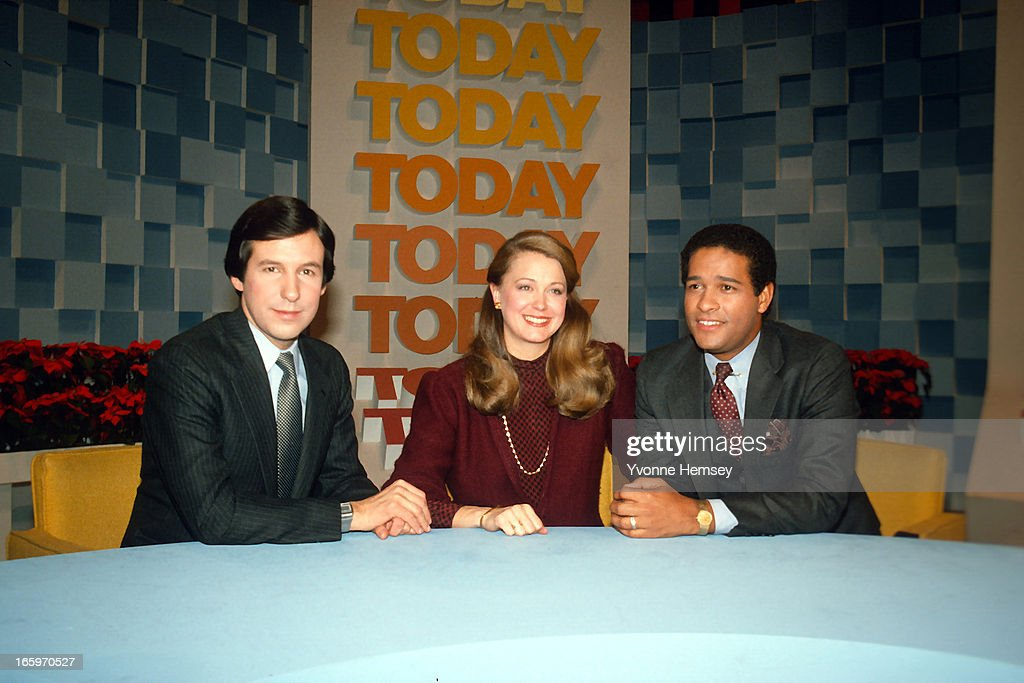 The Today Show : News Photo