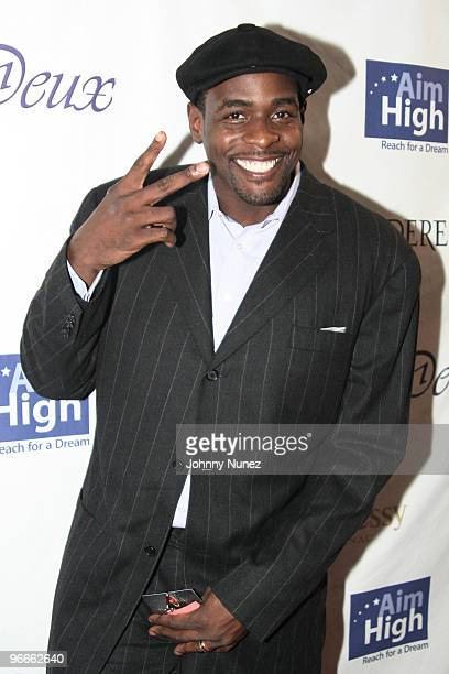 Chris Webber attends the Kenny Smith 8th Annual AllStar Bash on February 12 2010 in Dallas Texas