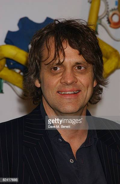 Chris Wedge arrives at the UK premiere of the animated film 'Robots' at Vue Leicester Square on March 14 2005 in London