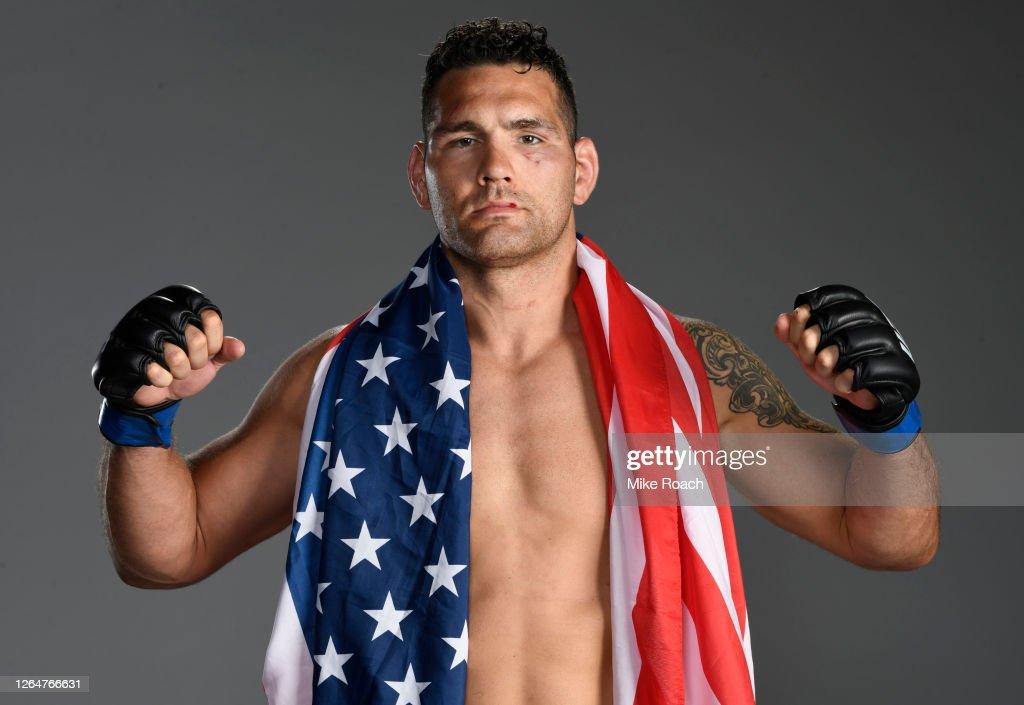 UFC Fight Night: Lewis v Oleinik : News Photo