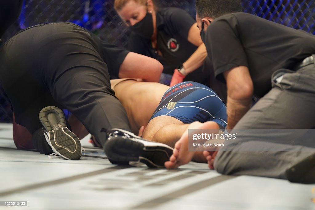 MMA: APR 24 UFC 261 : News Photo
