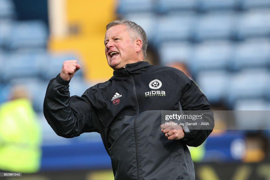 Sheffield Wednesday v Sheffield United - Sky Bet Championship : News Photo