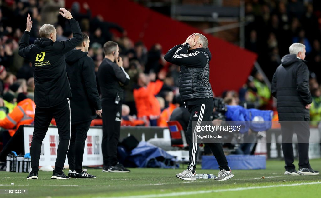 Sheffield United v Newcastle United - Premier League : News Photo