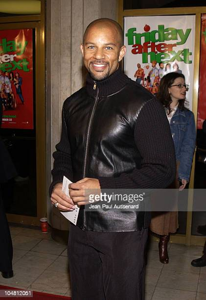 Chris Williams during Friday After Next Premiere Arrivals at Mann National in Westwood California United States