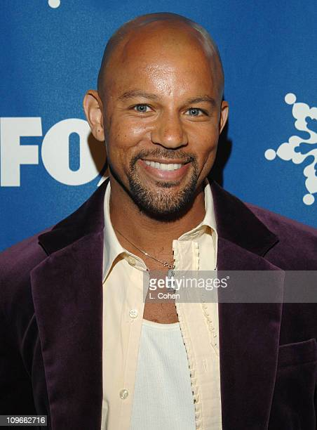 Chris Williams during The Fox AllStar Winter 2007 TCA Press Tour Party Red Carpet and Inside at Villa Sorriso in Pasadena California United States