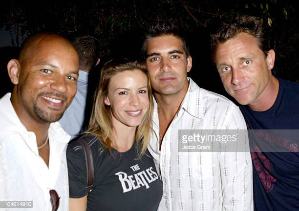 Chris Williams Jenna Gering Galen Gering and Justin Carroll