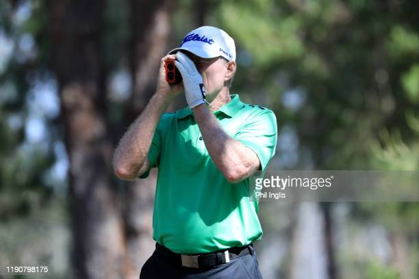 Chris Williams of South Africa in action during Day 1 of the MCB Tour Championship Madagascar on November 29 2019 at The International Golf Club Du...