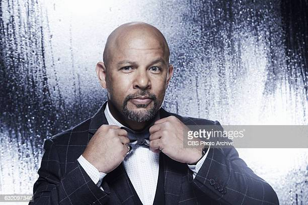 Chris Williams visits the CBS Photo Booth during the PEOPLE'S CHOICE AWARDS the only major awards show where fans determine the nominees and winners...