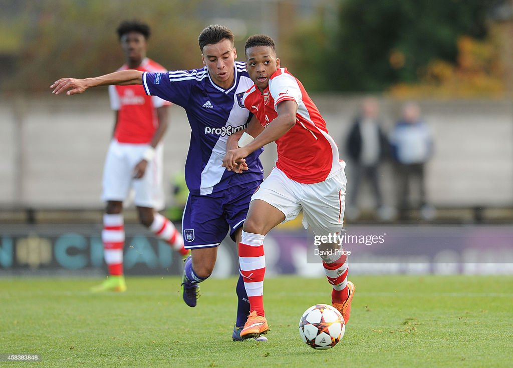 Arsenal v Anderlecht: UEFA Youth League : News Photo