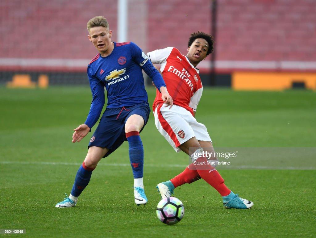 Arsenal v Manchester United - Premier League 2 : News Photo