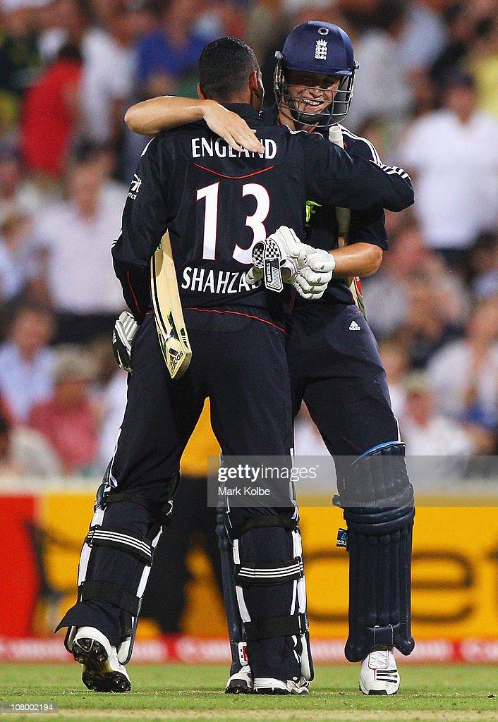 Australia v England - Twenty20: Game 1
