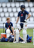 london england chris woakes ollie pope
