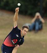 sydney australia chris woakes england bowls