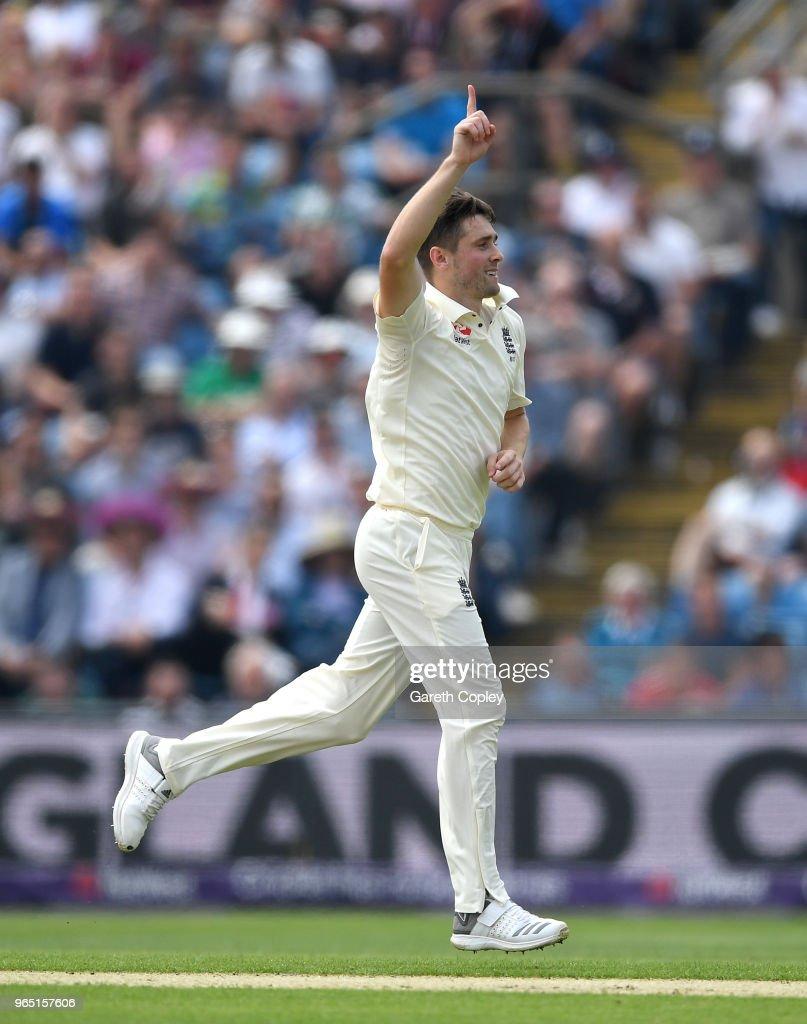 England v Pakistan: 2nd Test - Day One