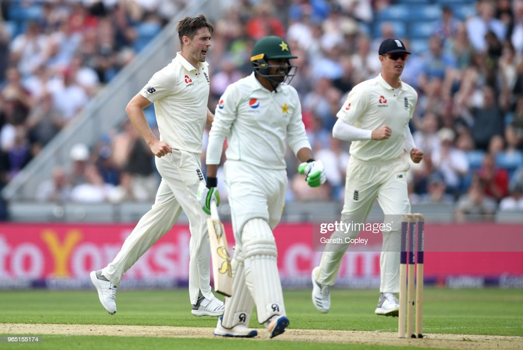 England won the second Test by an innings and 55 runs and drew the two Test match series against Pakistan. (Photo - getty images)