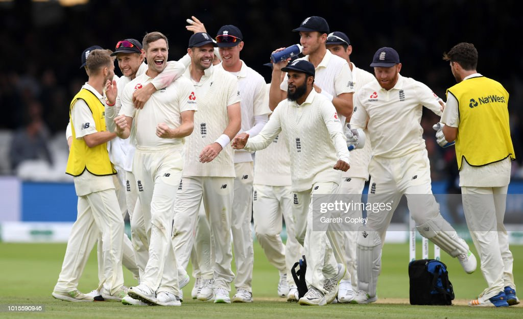 England v India: Specsavers 2nd Test - Day Four : News Photo