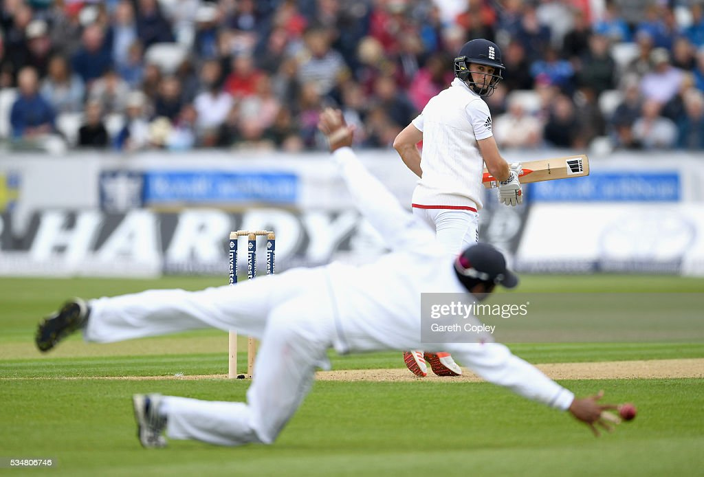 England v Sri Lanka: 2nd Investec Test - Day Two : News Photo