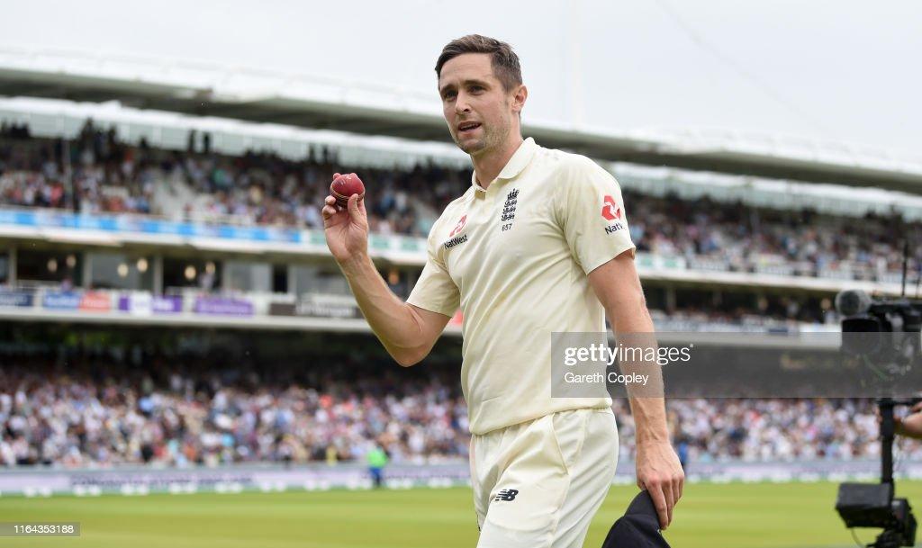 England v Ireland - Specsavers Test Match: Day Three : News Photo