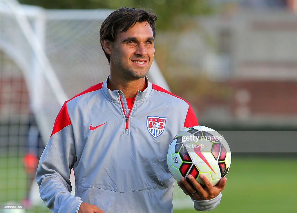 United States Training Session : News Photo