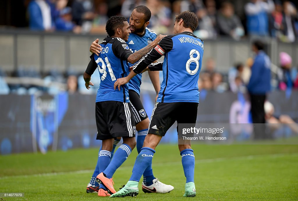 Colorado Rapids v San Jose Earthquakes : News Photo