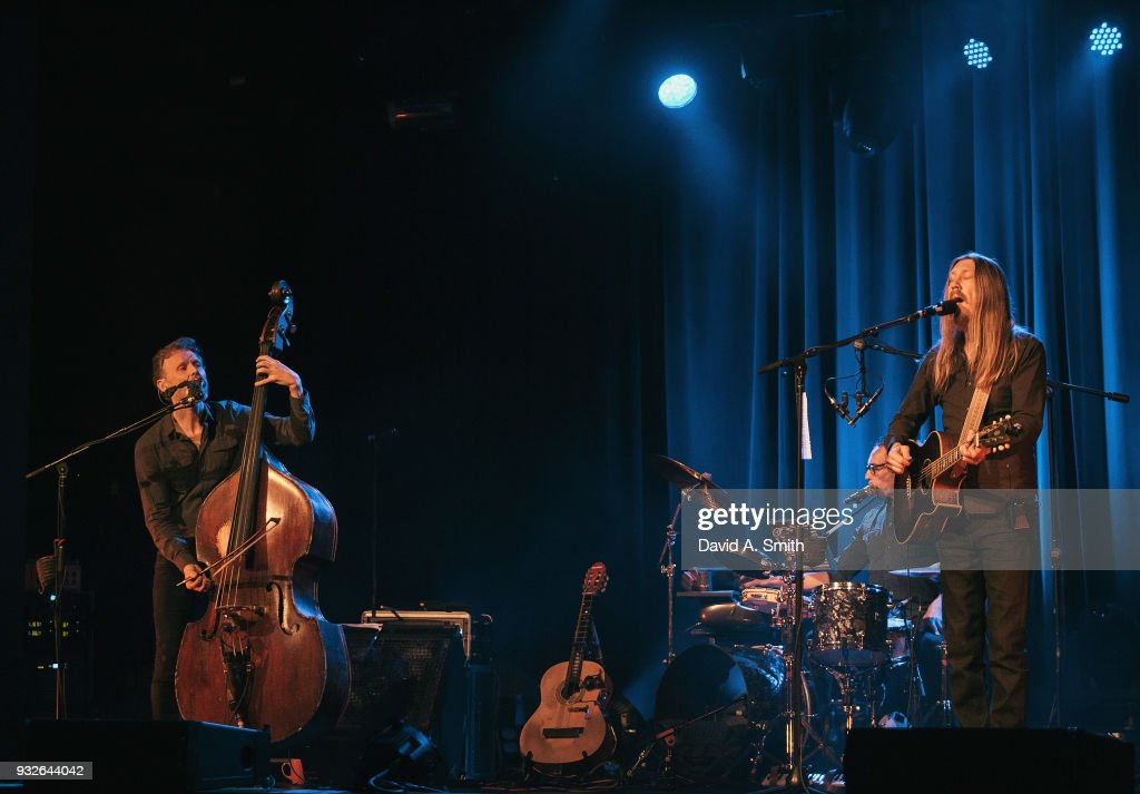 The Wood Brothers In Concert - Birmingham, AL