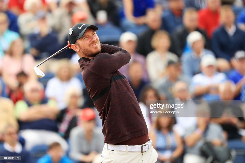 147th Open Championship - Round Three