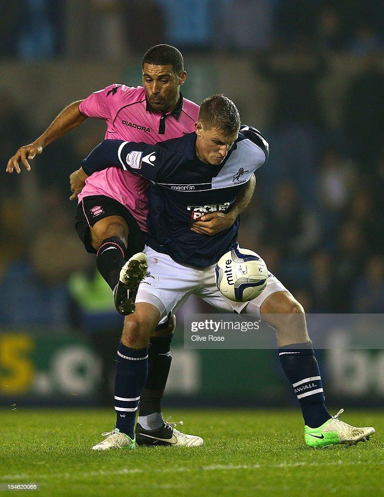 Millwall v Birmingham City - npower Championship
