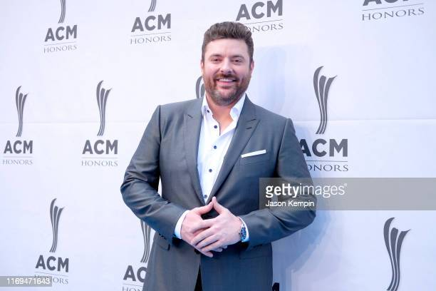 Chris Young attends the 13th Annual ACM Honors at Ryman Auditorium on August 21 2019 in Nashville Tennessee