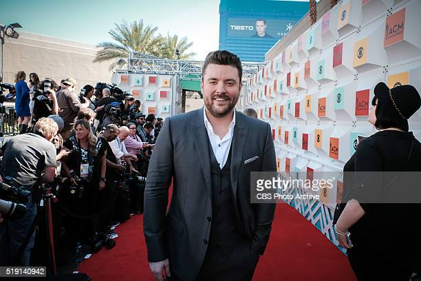 Chris Young on the Red Carpet at the 51st ACADEMY OF COUNTRY MUSIC AWARDS cohosted by Luke Bryan and Dierks Bentley from the MGM Grand Garden Arena...