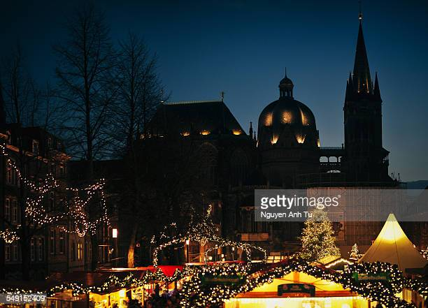 Chrismas Market in Aachen