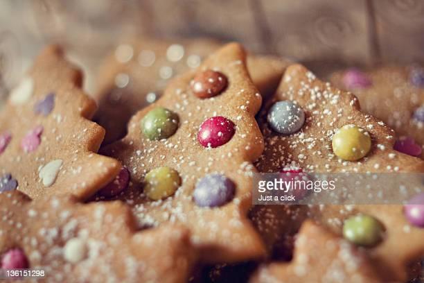 Chrismas tree cookies