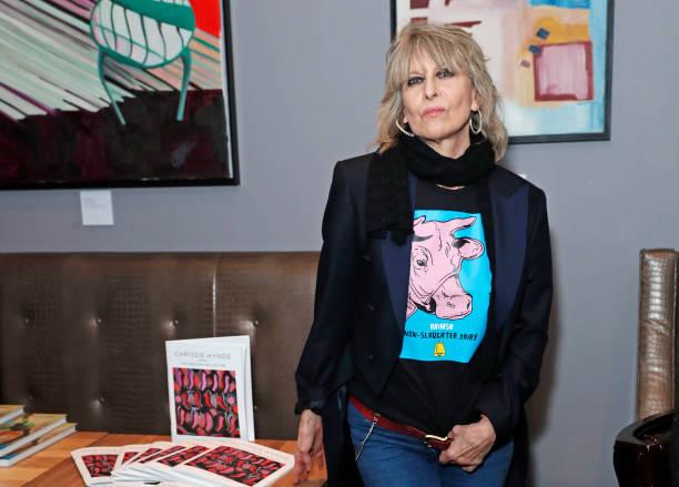 "GBR: Chrissie Hynde ""The Sanctum Collection"" Launch"