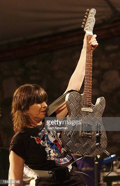 Chrissie Hynde of The Pretenders during 20th Annual SXSW Film and Music Festival The Pretenders at 20th SXSW Film and Music Festival in Austin Texas...