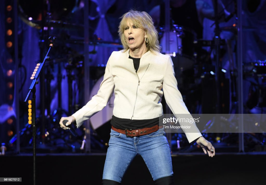 The Pretenders Perform At The Masonic Auditorium