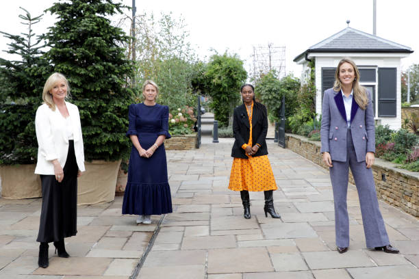 GBR: 'The Brilliant Breakfast' In Aid of Women Supporting Women, At Bicester Village