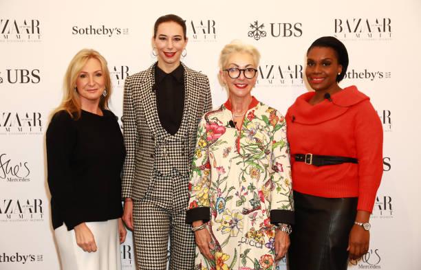 GBR: Harper's Bazaar At Work Summit 2019
