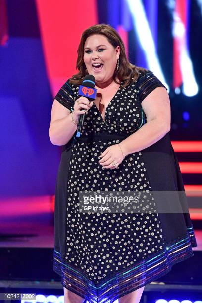 Chrissy Metz at the 2018 iHeartRADIO MuchMusic Video Awards at MuchMusic HQ on August 26 2018 in Toronto Canada