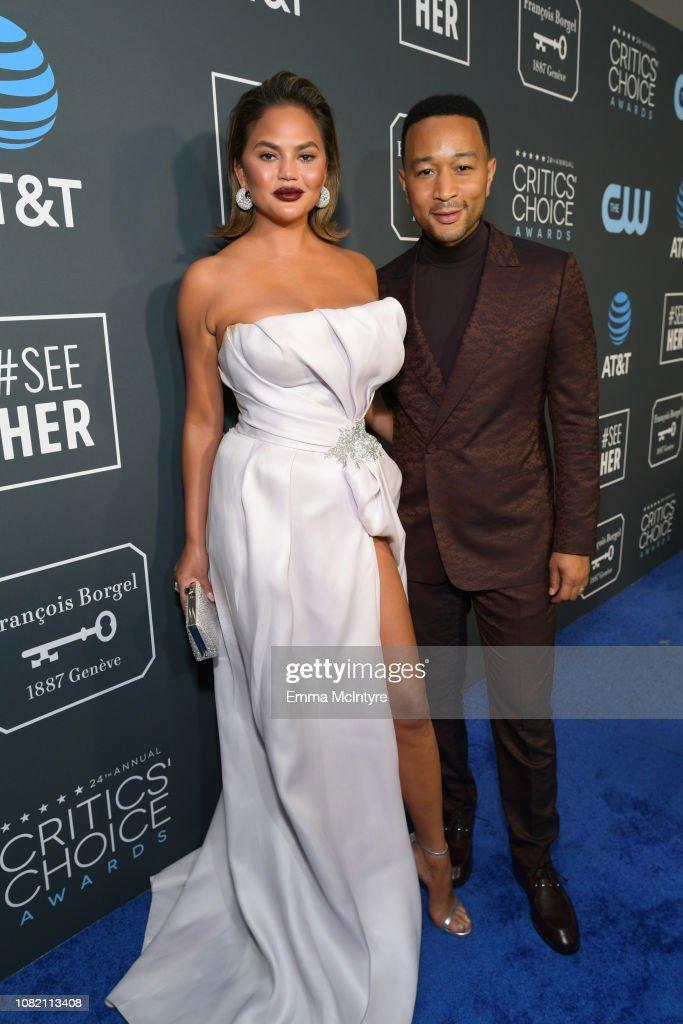 The 24th Annual Critics' Choice Awards - Red Carpet : News Photo