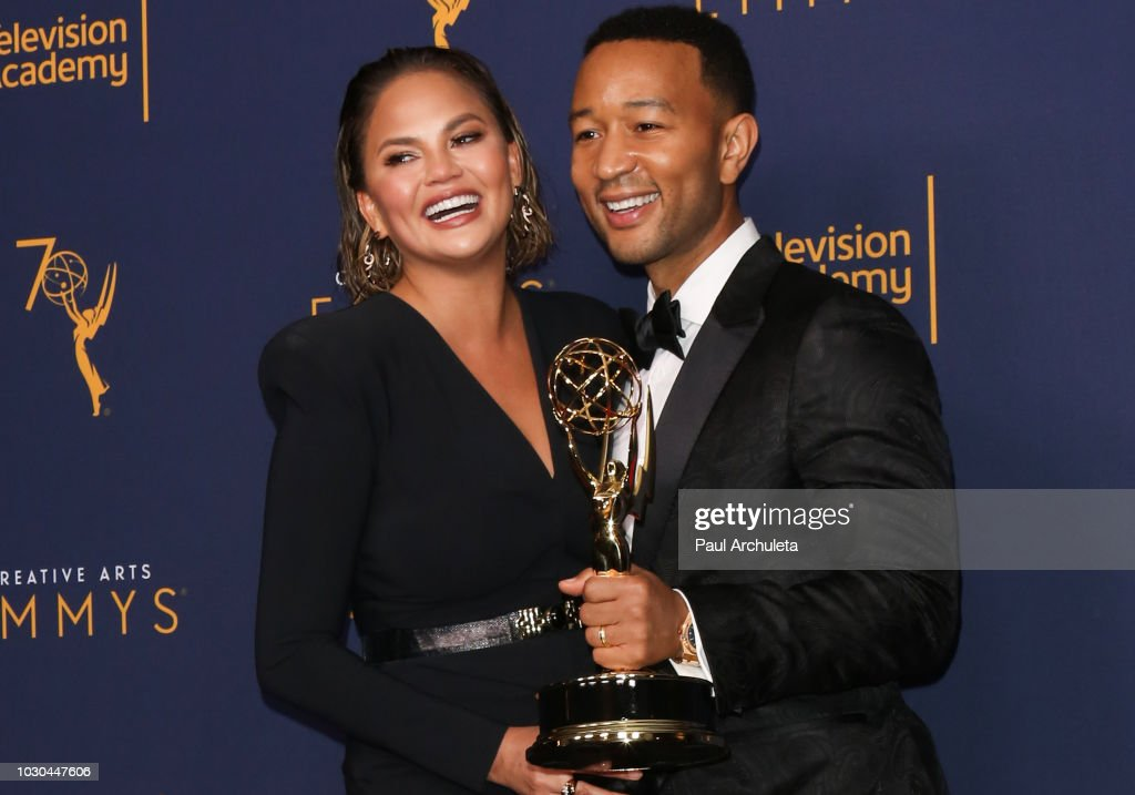 2018 Creative Arts Emmy Awards - Day 2 - Press Room