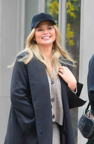 NY: Celebrity Sightings In New York City - October 26, 2021