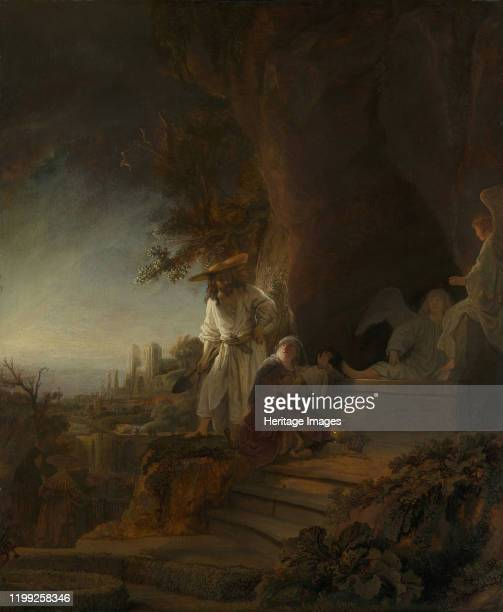 Christ appears to Mary Magdalene 1638 Found in the Collection of Royal Collection London Artist Rembrandt van Rhijn